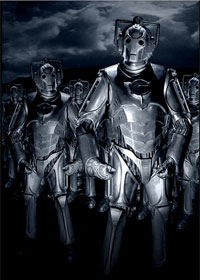 Group Cyberman shot from the Cybus Corporation site