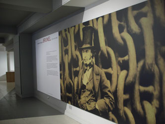 Brunel at the Science Museum