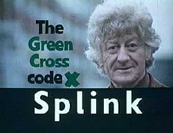 Jon Pertwee in Splink!