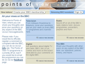 BBC Points of View message board