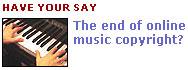 BBC copyright confusion