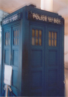 TARDIS in TVC reception