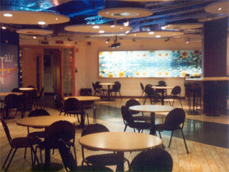 TVC cafe