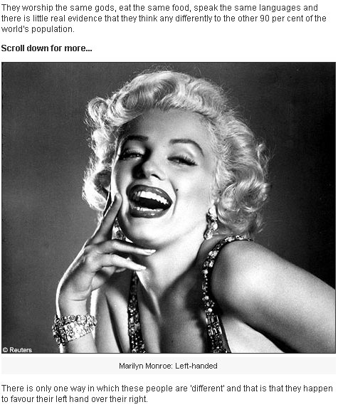 Marilyn Monro in the Mail