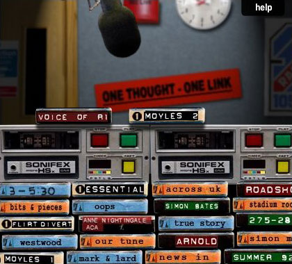 Radio 1 jingle machine