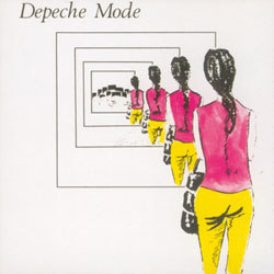 Depeche Mode Dreaming Of Me cover