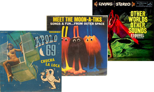 LP Cover Lover space examples