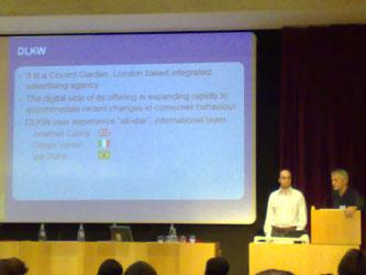 Presentation about BAA at Euro IA