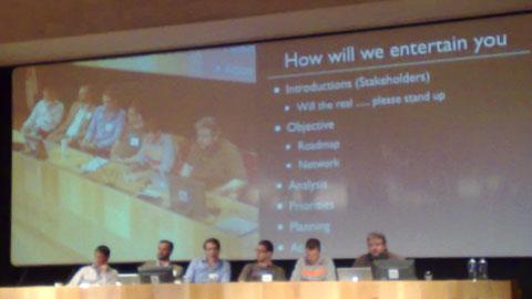 Euro IA 2007 panel