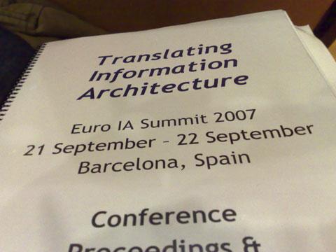 Euro IA 2007