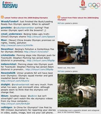 Olympic Fansivu