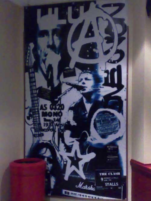 ULU nostalgia poster