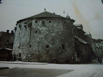 Salzburg Hexenturm