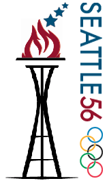 Seattle 2056 Olympic logo