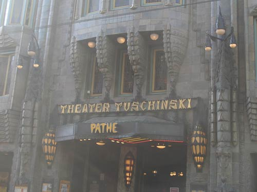 Tuschinski Theatre exterior