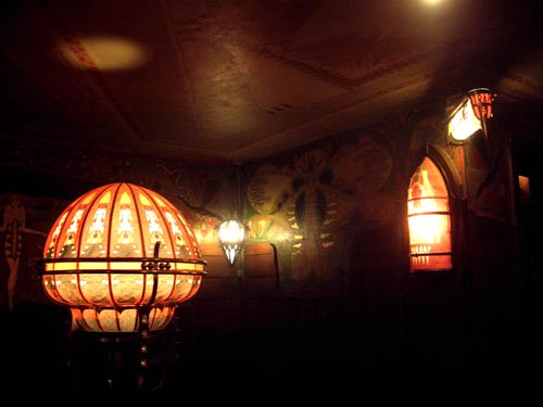 Tuschinski lights
