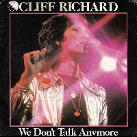 Cliff Richard 'We Dont Talk Anymore'