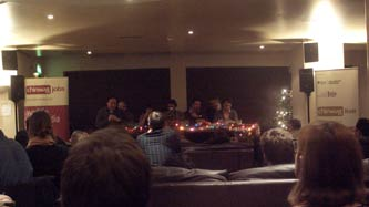 Chinwag Xmas Live