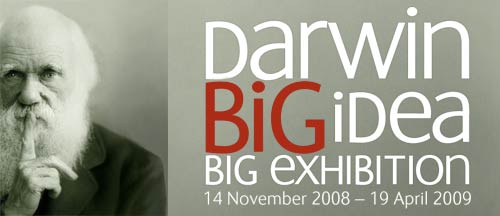 Darwin Banner