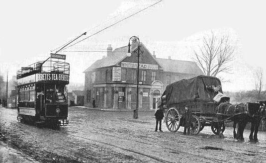 1905 Chingford Tram