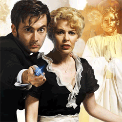 The Doctor and Astrid