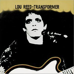 Lou Reed Transformer sleeve