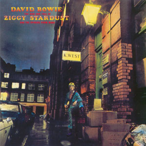 Ziggy Stardust LP cover