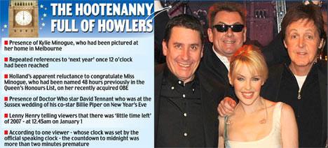 Hootenanny howlers