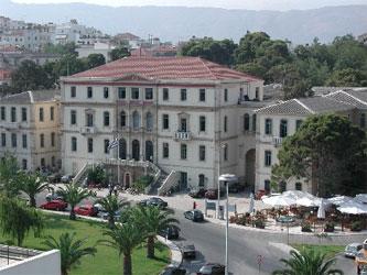 Chania court house