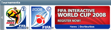 FIFA competitions promo