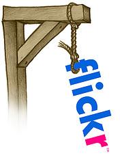 Hanging Flickr