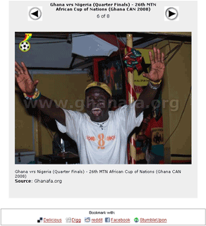 Ghana FA photo-gallery