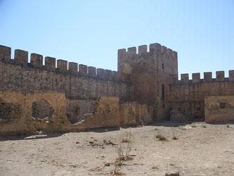 Frangokastello Fort, Crete