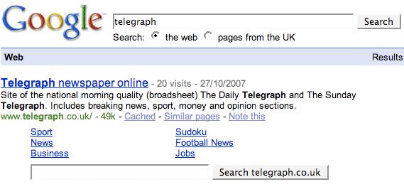 20080331 Tele Google