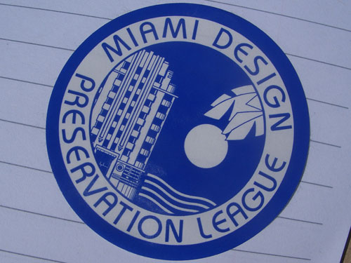 Miami MDPL sticker