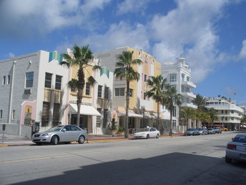 Ocean Drive, Miami