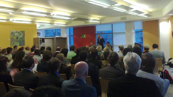 20080430 Media Event