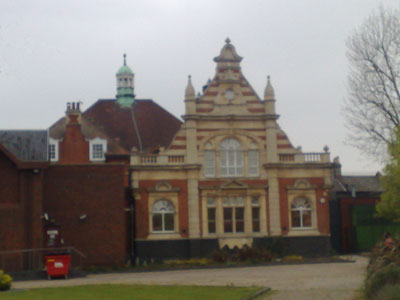 Waltham Forest Central Library