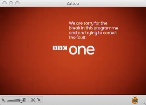 BBC One coverage failure