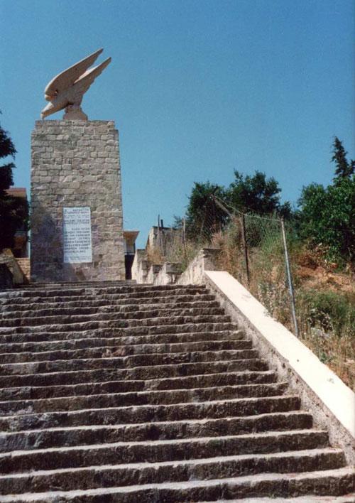 Germaniko Pouli monument