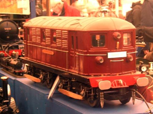 Metropolitan Line engine model