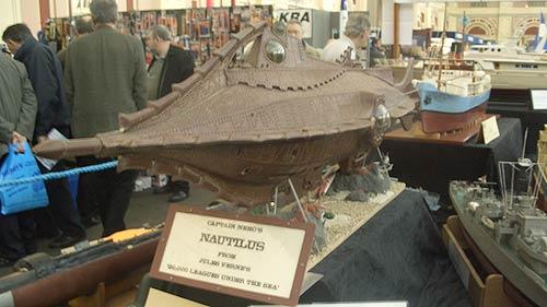 Model Nautilus