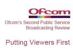 Ofcom report title page