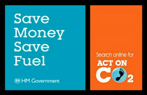 Act on CO2 advert