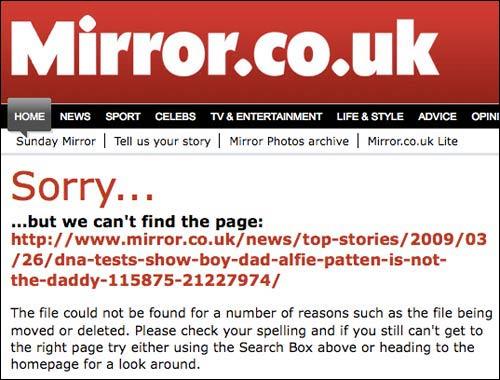 Mirror 404