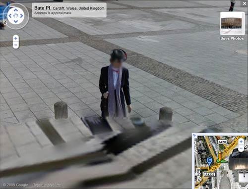Street View Grab