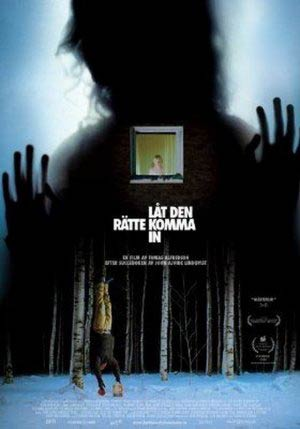 Original Swedish poster for 'Let The Right One In'