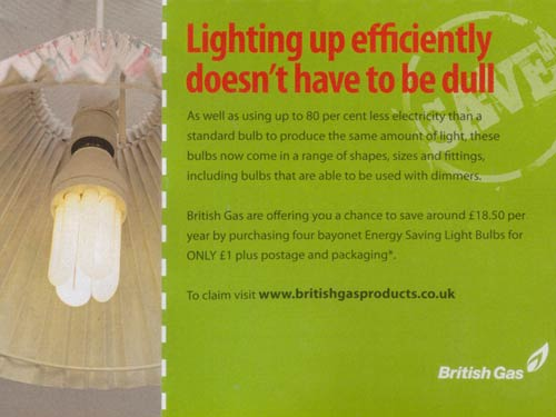 Lightbulb Voucher