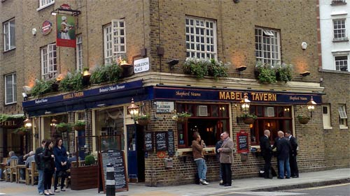 Mabel's Tavern