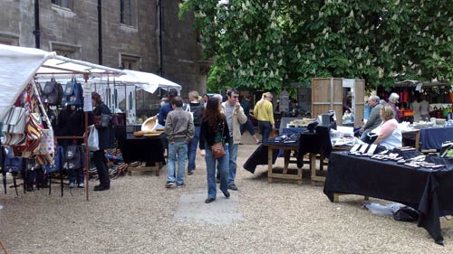 Cambridge Arts and Crafts fair
